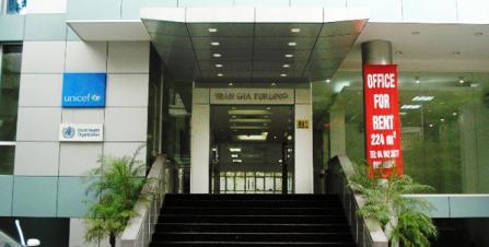 Văn phòng cho thuê Trần Gia Building